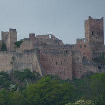 Burg hiner Ribeauville