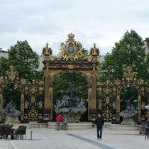 Torbogen auf dem Place Stanislaus