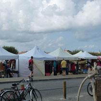 Markt in Contis