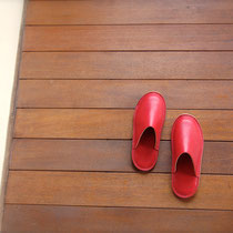 roomshoes#1 / red