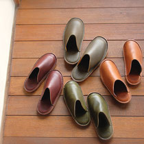 roomshoes for a family / gray ,camel, olive, choco
