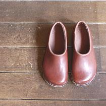 plane shoes / choco x choco