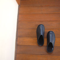roomshoes #1 / black