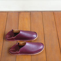 roomshoes#2 / plum