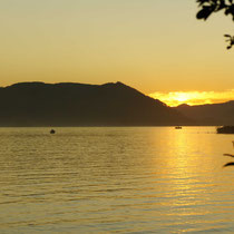 labor day wochenende am cowichan lake