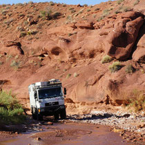 onion creek road (bei moab)