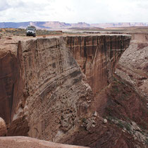 stillwater canyon - white rim road
