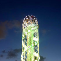 Alphabetic Tower in Batumi