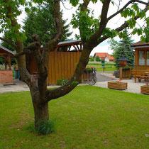 Garten Gästehaus Anna Bad Radkersburg