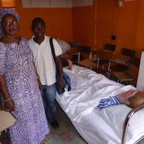 Krankenpflegeschule in Dakar