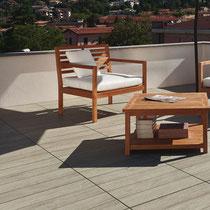 Feinsteinzeug Wood Anice Stellato 61x61x2 cm