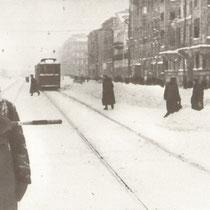 1941 Женщина-милиционер в блокадном Ленинграде