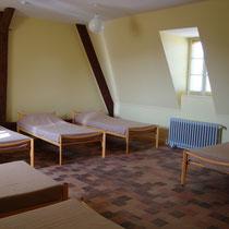 dortoirs sous combles