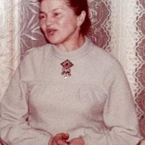 Марія Михайлівна Мазур