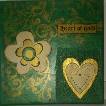 Heart of Gold grün