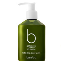Bamford - Geranium hand and bodylotion 250ml