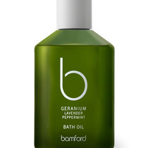 Bamford - Geranium bath oil 30ml & 250ml