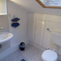 2. WC im Dachgeschoss (Wohnungserweiterung)
