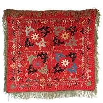 ウズベキスタン ラカイ族 壁掛刺繍布