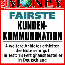Focus Money Bien Zenker fairste Kundenkommunikation