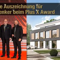 X Award Verleihung in Bonn für Bien Zenker