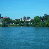 Schleusenschifffahrt Basel-Rheinfelden