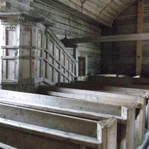 Eglise en bois de Sodankyla