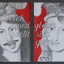 Gleich und gleich gesellt sich gern: Leopold I & Margarita Theresa: Habsburg Series