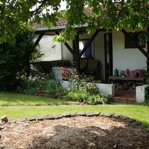 Gartenlaube Kleingarten 2014