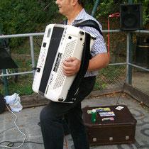 Il Maestro Amedeo Fanti