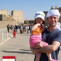 Antonio e Iside in Egitto