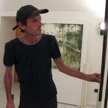 Jacopo Dalmastri Giugni cura personalmente la sua mostra