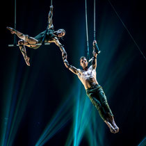 40th Festival Mondial du Cirque De Demain - Paris / Picture by Valerie Thenard Beal, Paris, France
