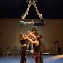 4th year graduation group show Codarts Circus Arts, Rotterdam, The Netherlands