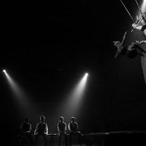 3rd year group show at Codarts Circus Arts, Rotterdam, The Netherlands