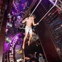SOHO Nightclub Performance, Amsterdam, The Netherlands