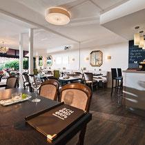 Die neue Bestuhlung im Kölner Cafe Schomdorf (www.schomdorfs.de)