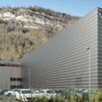Pilatus Flugzeugwerke Logistikgebäude, Stans