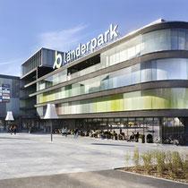 Einkaufscenter Länderpark, Stans