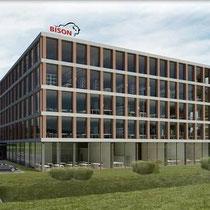 Bison Bürogebäude, Oberkirch