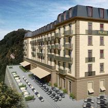 Bürgenstock Resort Palace, Obbürgen