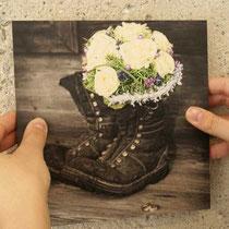 Ideal als besonderes Geschenk: Elwood Woodprints, dein Fotodruck auf Holz