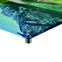 Acrylglasbild Fotodruck Tirol
