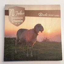 Züchtertafeln - 70 Jahre Schafzuchtverein Schwendau