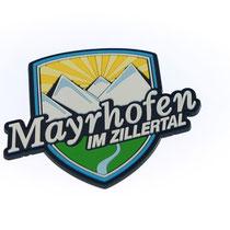 3D-Aufhäher aus Soft PVC, Tourismusverband Mayrhofen