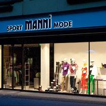 beleuchtete Buchstaben Sport Manni, Mayrhofen