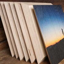 Das perfekte Fotogeschenk: Elwood Woodprints  Holzdrucke - create your own: www.elwood.at
