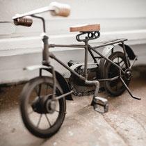 Dekoration Fahrrad