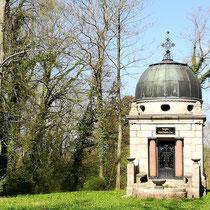 Das Mausoleum von Pohnstorf