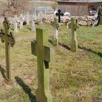 Friedhof in Badendieck